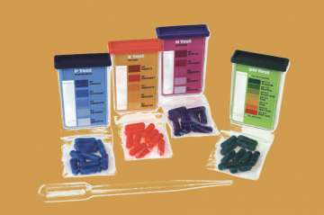 Rapitest soil test kit 1601