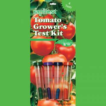 Rapitest tomato grower's test kit
