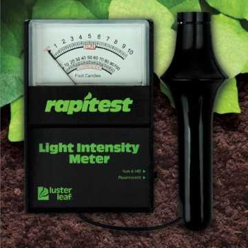 Lusterleaf Rapitest light meter