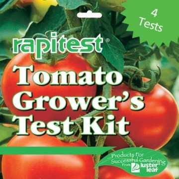 Rapitest tomato soil test kit