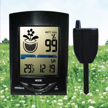 XH300 Wireless Moisture Monitor and Sensor