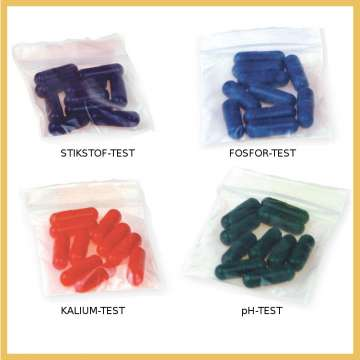 rapitest navulcapsules kit