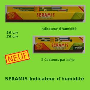 Seramis Indicateur d'humidité