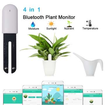 4 in 1 Bluetooth Plant Care Monitor