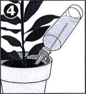 INSTRUCTIONS WATERING DEVICE 4