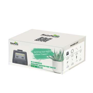Kit d'irrigation WiFi package