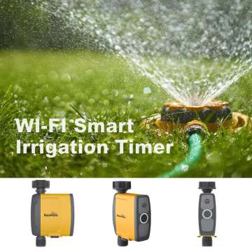 Minuterie d'irrigation intelligente WiFi