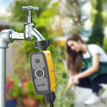 Rainpoint irrigation system for gardeners