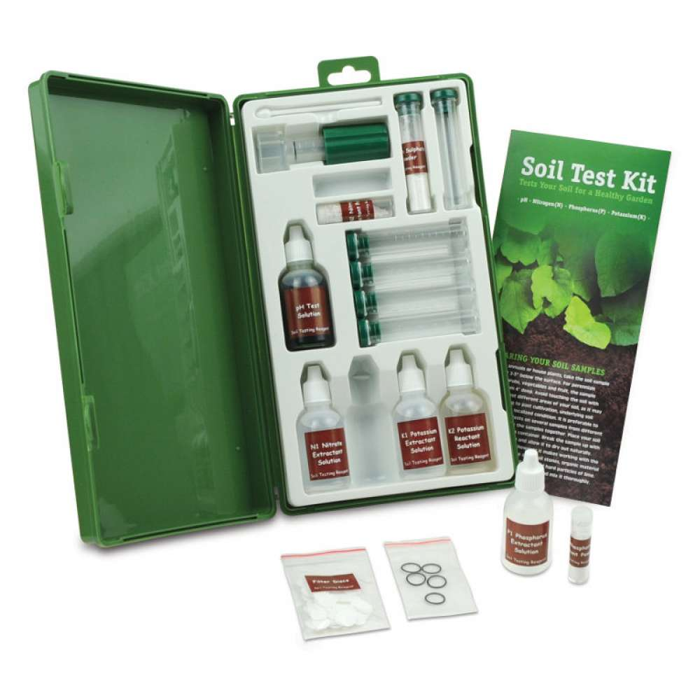 STK008 Soil Test Kit