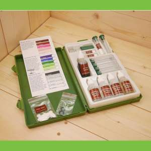 STK008 Soil Test Kit display