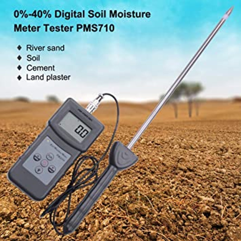 Soil Moisture Meter Pro in the field