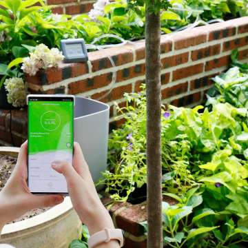 WiFi irrigation kit anywhere and any time