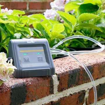 WiFi irrigation kit for house and balcony plants