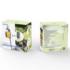 WiFi outdoor irrigation controller package