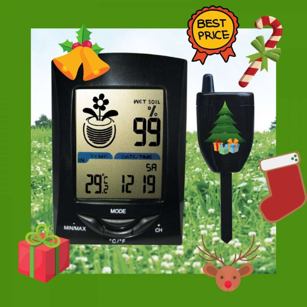 Wireless Moisture Meter Xmas