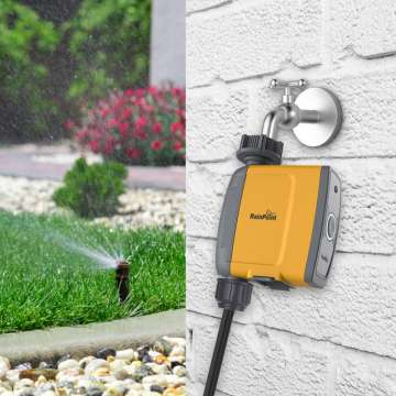 easy to use outdoor irrigation