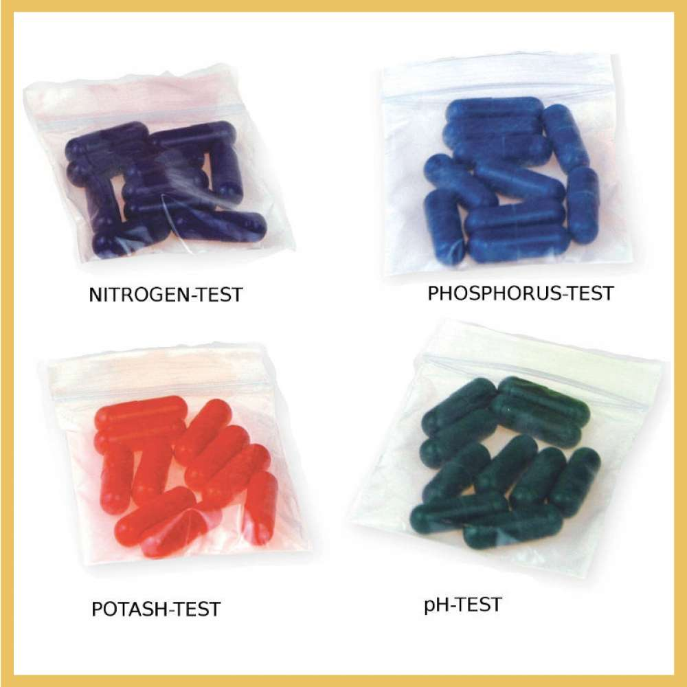 rapitest replacement capsules